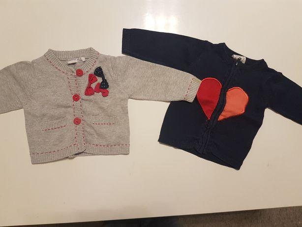 Sweterki dziewczece.