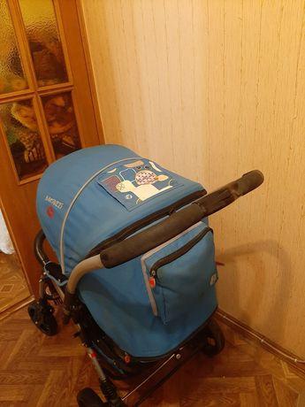 Продам прогулочную коляску Baciuzzi 8.4, б/у