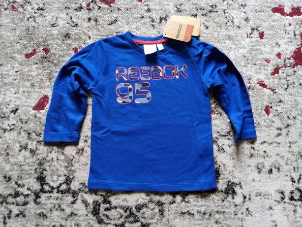 Bluza reebok 74 80 86 (nowe)