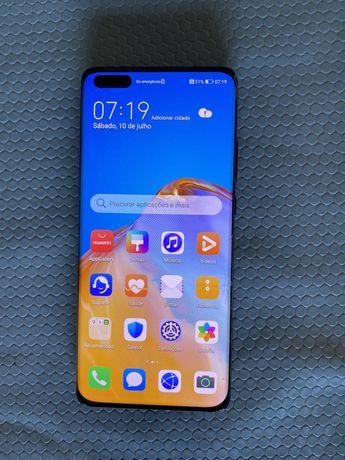 Huawei p40 pro 5G Aceito troca por iPhones superiores ao 8 plus.
