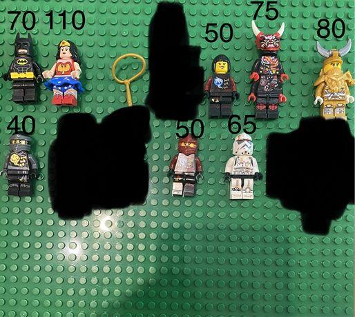 Lego Star Wars, Ninjago, Batman,DC Superhero