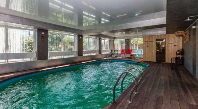 Сдам дом с бассейном,тенисным кортом, гараж на 2авто Славутич Осокорки