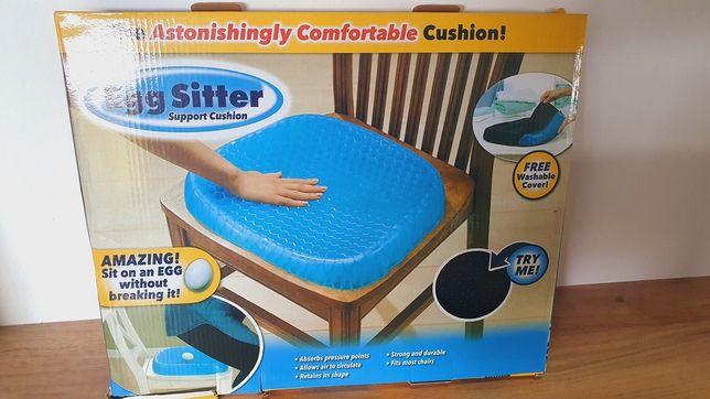 Żelowa poduszka na krzesło, podkładka