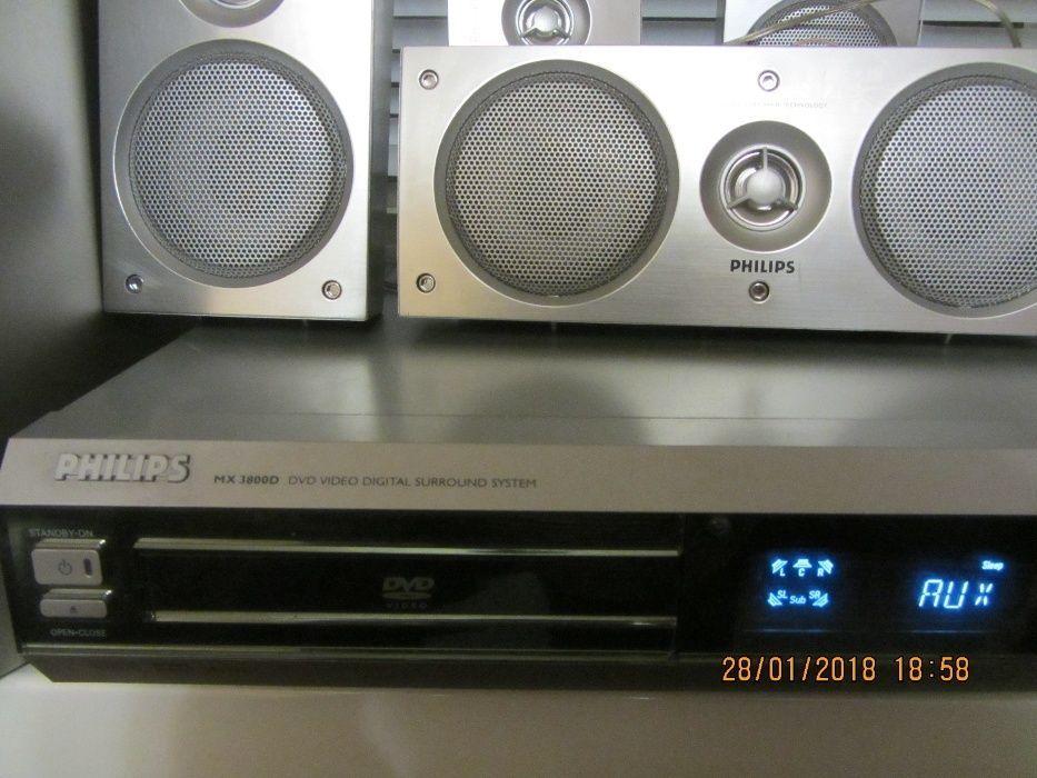 домашний кинотеатр PHILIPS MX-3800 D