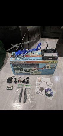 Радиоуправляемый вертолет hunter, полный комплект, супер цена