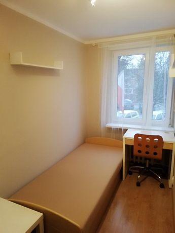 Mały 1-osobowy pokój od 11 lipca (os. Pod Lipami 5 - Winogrady)