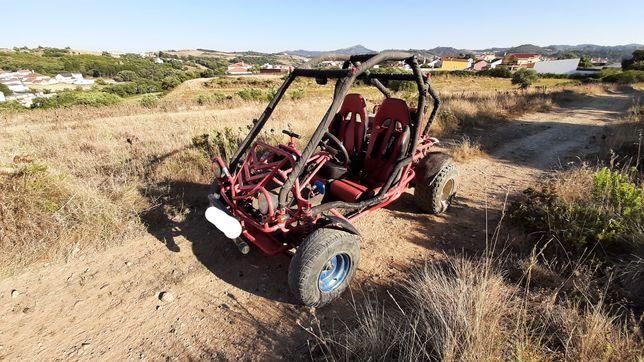 Kart Cross Buggy 300 matriculado
