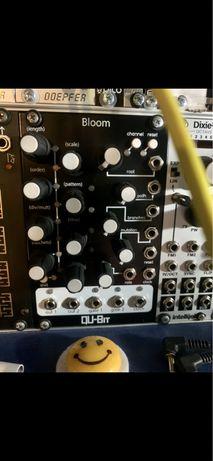 Eurorack modular Qu bit Bloom seguenciador