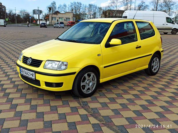 Volkswagen Polo 2000 року