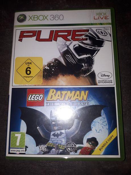 Gra Pure + LEGO Batman Xbox