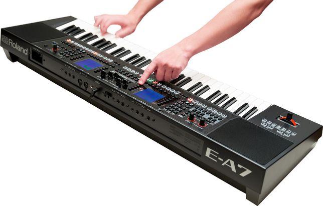 Roland style NOWE LISTY EA7/BK/ E80/60/50 VA7 ZG pod utwory, nowości