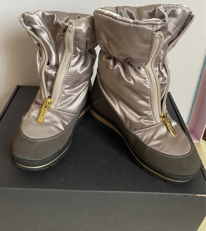 Ботинки для девочки Jog Dog зимние