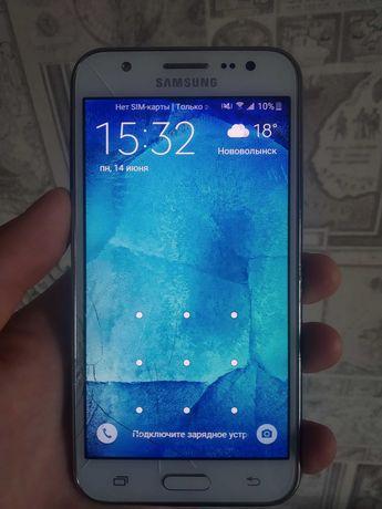 Телефон бу Samsung J5 +бaтaрея. Безконтактна оплaтa, AMОLED дисплей