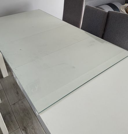 Szklo na stol hartowane 160x80