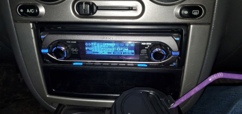 Автомагнитола Sony CDX-GT800D Киев - изображение 1