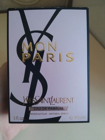 Парфюмированная вода Yves Saint Laurent Mon Paris 90 мл