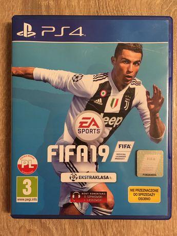 Fifa19 PL na PS4 Stan Idealny Fifa 19