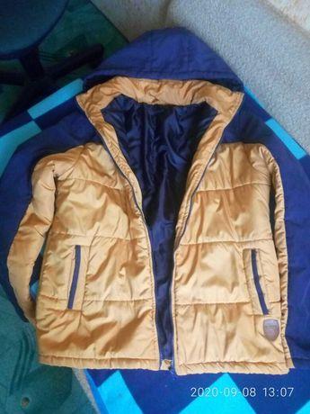 куртку для подростка