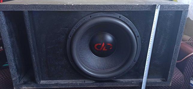 Skrzynia basowa                          DD audio redline715 4ohm