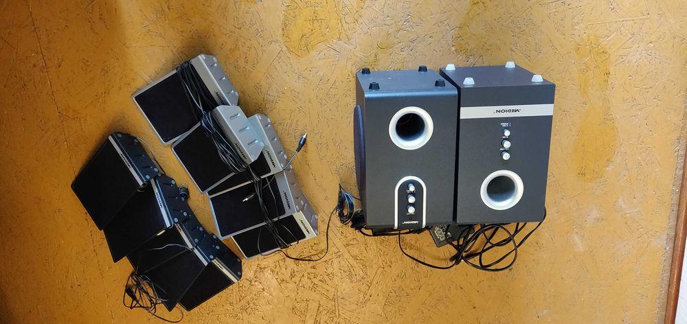 Głośniki Medion - dwa zestawy Kęty - image 1