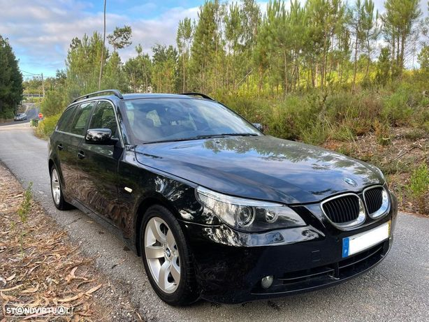 BMW 535 dA Touring