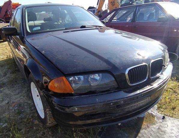 BMW E46 320 1.9B Wszystkie Części 98r Lakier 317/5 Orientblau