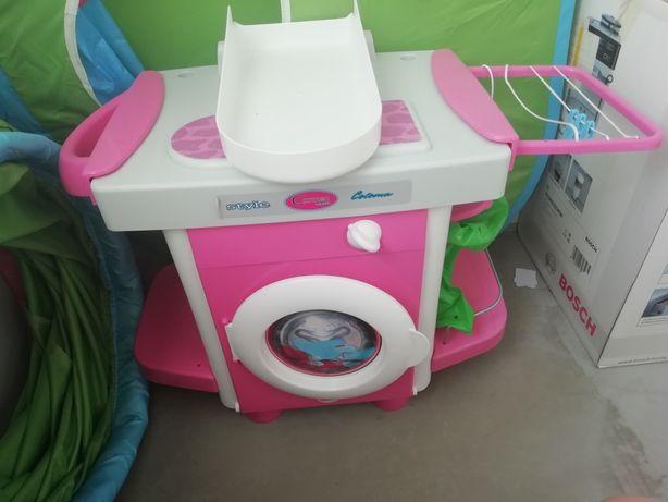 Sprzedam stanowisko do zabawy, pranie, prasowanie BEZ DOD. AKCESORIÓW