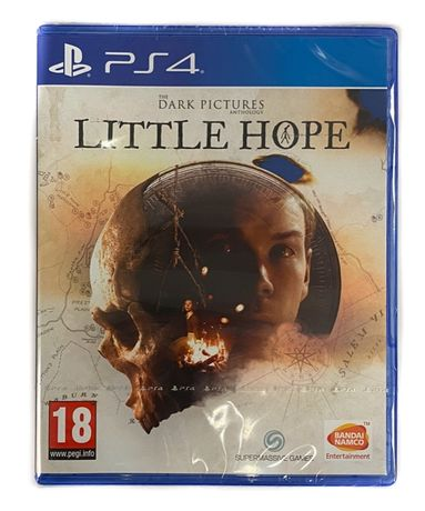 LITTLE HOPE - gra z serii The Dark Pictures / NOWA / PS4 / Kraków