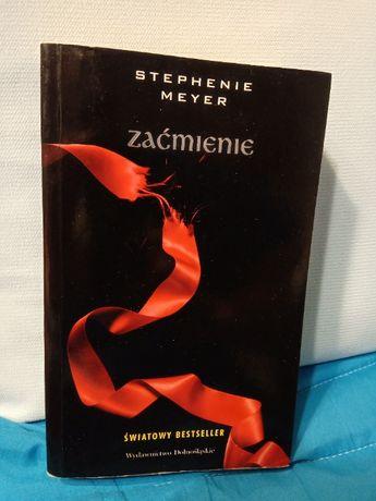 bestseller książka saga Stephenie Meyer Zaćmienie