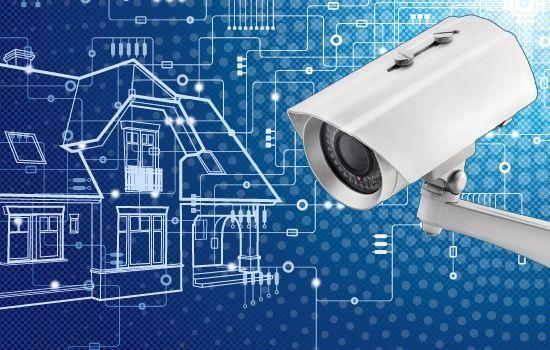 Установка видеонаблюдения, домофонов