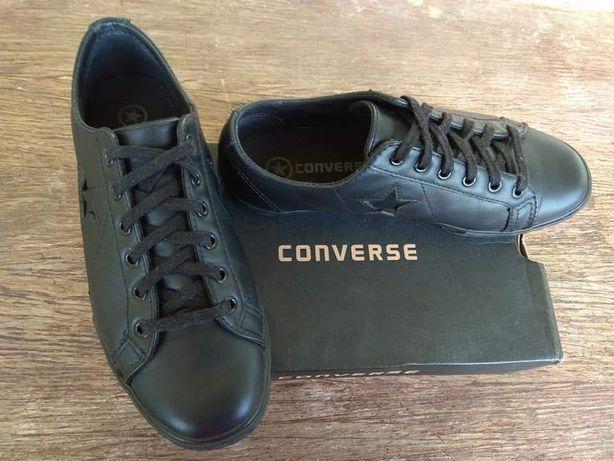 Trampki Converse Os Pro Low OX 108736 r. 36 czarne black skórzane