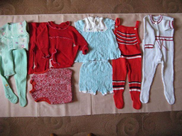 Набор пакет одежды для маленькой девочки