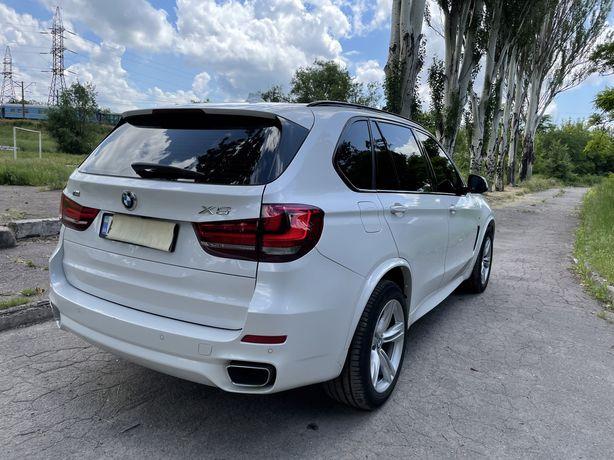 BMW X5 М-пакет 2017