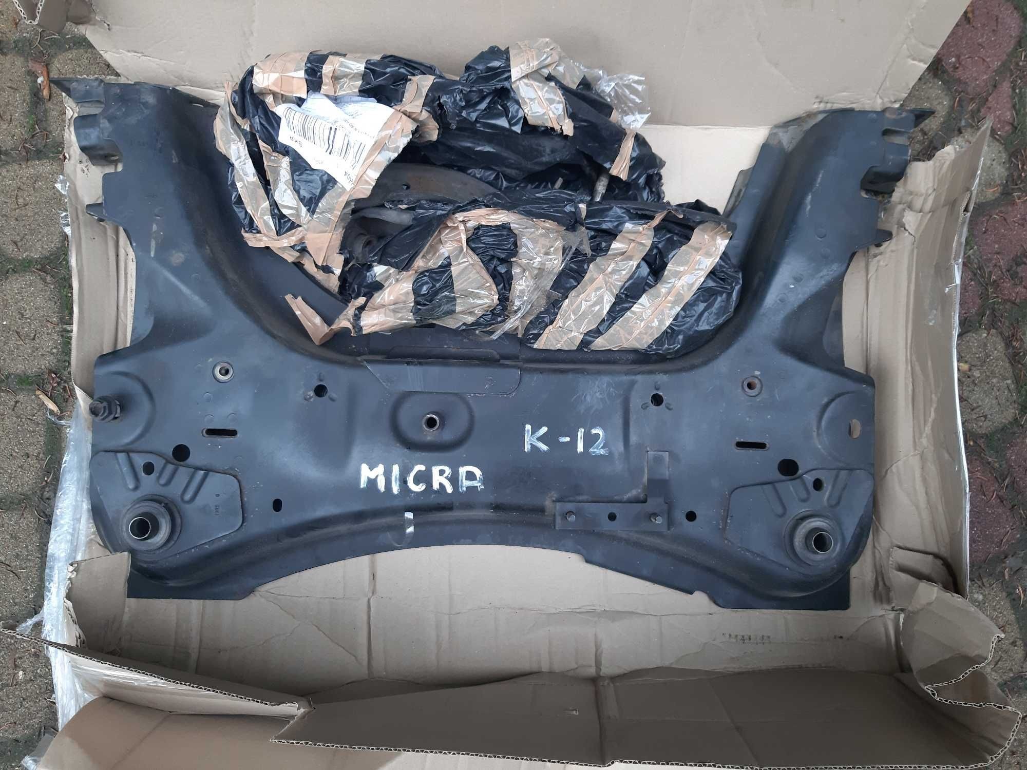 Nissan micra k12 підрамник передній