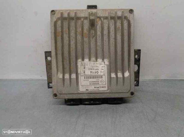 8200498185 Centralina do motor NISSAN KUBISTAR Van (X76) 1.5 dCi K9K 704