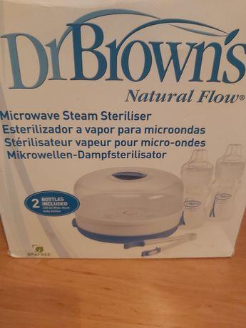 Sterylizator parowy dr Brown's