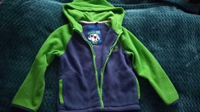 Bluza polarowa dla chłopca 110