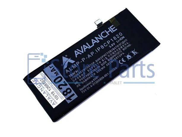 Аккумулятор iPhone 4 4S 5 5C 5S SE 6 6S 6 PLUS 7 8 7 PLUS X Avalanche