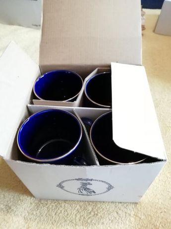 Conjunto de chávenas de café