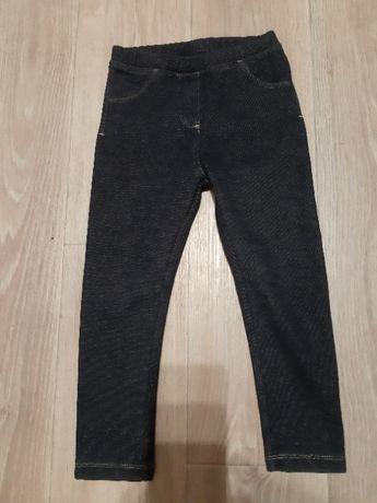 Джегінси, лосіни штани теплі 98-104 Lupilu 95 грн