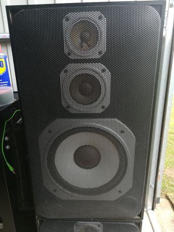 Kolumny stereo 3 drożne