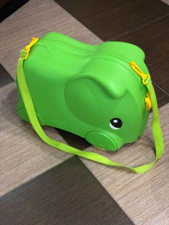 Продам детский чемодан