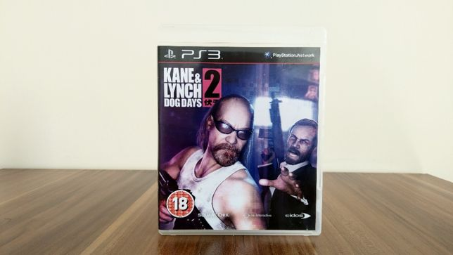 Gra Kane & Lynch 2 Dog Days PS3 doskonały stan