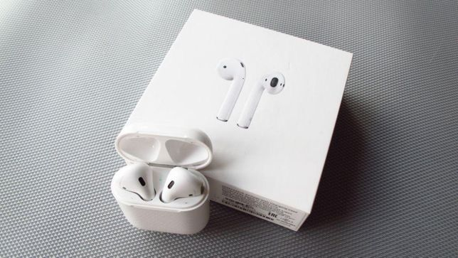 Новые Apple Airpods 2