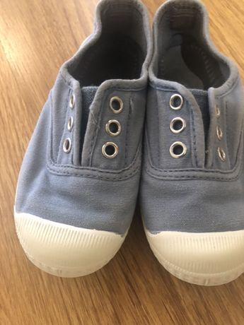 Tenis pisamonas azul n 26