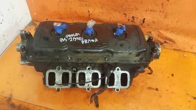 Głowic prawa wtryski VW PASSAT B5 2.5 TDI AKN