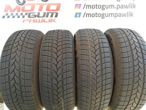 Opony zimowe 4x 205/60r16 92H gr. Michelin 7mm