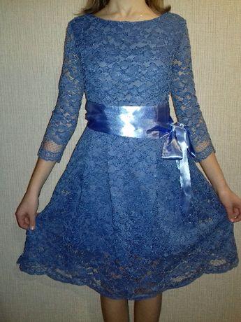 Очень красивое платье и блуза на девушку!)