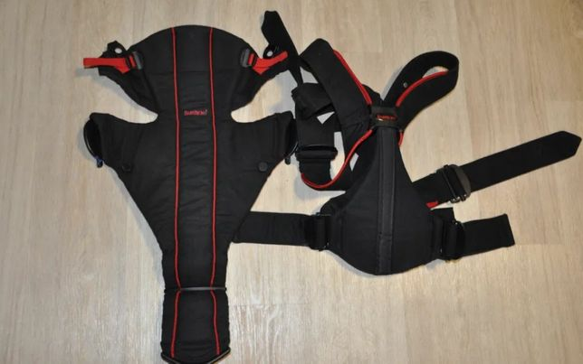 Эрго рюкзак переноска слинг Babybjorn Active Швеция Baby bjorn