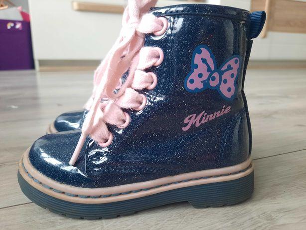 Buty dziecięce, dzieczynka zimowe, rozmiar 23